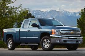 2013 Chevrolet Silverado 1500 - Information And Photos - ZombieDrive