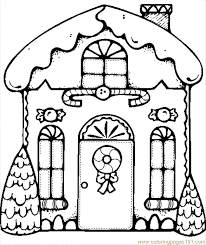 Christmas Childrens Coloring Pages Free