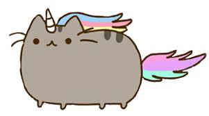 Pusheen Miau Tumblr Cute Unicorn Cat Picsart