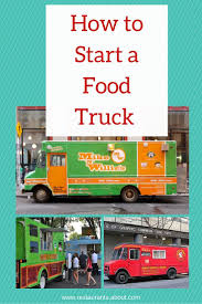100 Starting Food Truck Business What You Need To Know About A Food