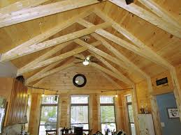 100 House Trusses Custom Scissor Trusses Just Doing It Your Way