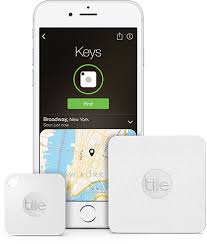 Find Keys Screen Shot From The Tile App Mate And Slim