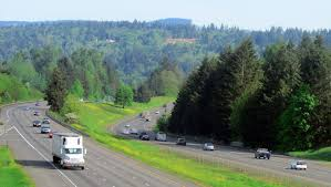 100 Martin Farm Trucks Jubitz Travel Center Truck Stop Fleet Services Portland OR