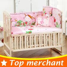 Nursery Decors & Furnitures Crib Bumper Diy To her With Fluffy