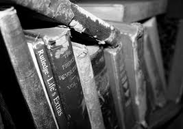 Antique Books Black And White Version By Tararleigh On DeviantArt