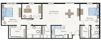 104 Two Bedroom Apartment Design Senior Independent Living S Senior Living Floor Plans Larksfield