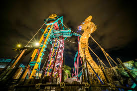 Busch Gardens Summer Nights begin this weekend