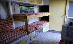 Small Lightweight Travel Trailers Camper Trailer Interior