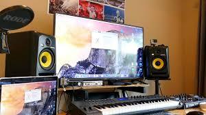 My Home Recording Studio 2015 Setup Tour