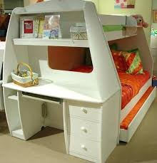 Low Loft Bed With Desk And Dresser by Twin Loft Beds With Desk Cool Twin Size Loft Bed With Desk In