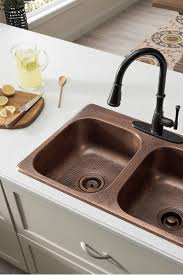 Ceramic Sink Protector Mats by 4 Common Questions About Copper Sink Care Overstock Com