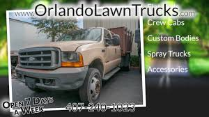 Orlando Lawn Trucks - Used Lawn & Landscape Trucks In Florida - YouTube