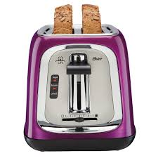 OsterR 2 Slice Toaster Purple