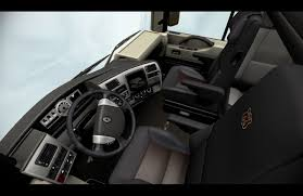 100 Magnum Trucks SCS Softwares Blog A Very Special Interior Route 66