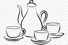 Coffee Cup Cafe Clip Art