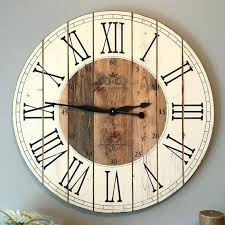 Large Unique Wall Clocks Creative Design Best 25 Ideas For