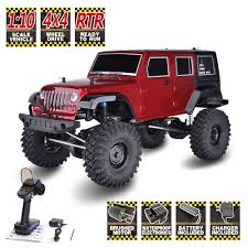 100 4x4 Rc Truck HNR RC Crawlers 110 Scale RTR 4wd Off Road Monster Rock