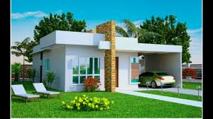 100 Image Home Design Single Storey Small House With 2 Bedrooms YouTube