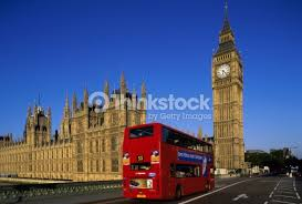Houses In Pictures by Big Ben Houses Of Parliament ストックフォト