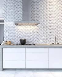 White Kitchen Tiles Ideas 7 Trendy 21st Century Minimalist Kitchen Tile Ideas