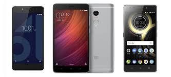 TOP 10 Best Smartphones Under in India 2018