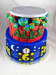 Ninja Turtle Decorations Ideas by Birthday Cakes Images Chic Teenage Mutant Ninja Turtle Birthday