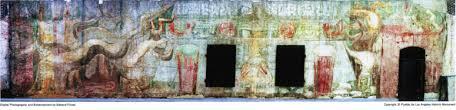 calle olvera history siqueiros mural