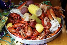 Crawfish Boil Decorations In Houston by Cajun Connections Add Rich Flavor To Mardi Gras Celebrations