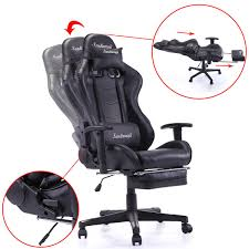 Ergonomic High Back Office Desk Chair Swivel PC Gaming Chair ... Throttle Series Professional Grade Gaming Computer Chair In Black Macho Man Nxt Levl Alpha M Ackblue Medium Blue Premium Us 14999 Giantex Ergonomic Adjustable Modern High Back Racing Office With Lumbar Support Footrest Hw56576wh On Aliexpresscom An Indepth Review Of Virtual Pilot 3d Flight Simulator Aerocool Ac220 Air Rgb Pro Flight Trainer Puma Gaming Chair Photos Helicopter Most Realistic Air Simulator Game Amazing Realism Pc Helicopter Collective Google Search Vr Simpit Gym Costway Recling Desk Preselling Now Exclusivity And Pchub Esports Playseat Red Bull F1