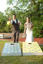 Summer Weddings: Incorporate Backyard BBQ Favorites Into Your ... Top Best Backyard Party Decorations Ideas Pics Cool Outdoor The 25 Best Wedding Yard Games Ideas On Pinterest Unique Party Pnic Summer Weddings Incporate Bbq Favorites Into Your Giant Jenga Inspired Tower Large Unsanded Ready To Ship Cait Bobbys In Massachusetts Gina Brocker 15 Ways Make Reception More Fun Huffpost Bonfire Decorative Lanterns Backyard Wedding 10 Photos Cute Games Can Play In Home Weddceremonycom Inspiration Rustic Romantic Country