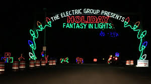 Thief reportedly breaks into Holiday Fantasy in Lights donation