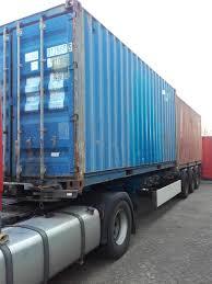 DIV. 20ft Box | Dry General Purpose | P.M. De Jong Trading B.V.