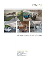 100 Richard Perry Architect Jones Ure Firm Qualifications Package By Jones Ure