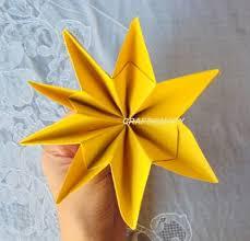 Paper Folding Flower For Kids Origami