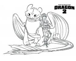 How To Train Your Dragon 2 Coloring Pages