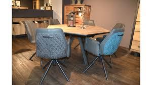 essgruppe esstisch mit sechs stühlen