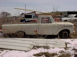 100 Ford Unibody Truck For Sale A Beautiful Body 1961 F100