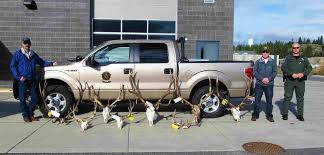 100 Game Warden Truck Montana Hide And Horn Sale Set For May In Great Falls Montana