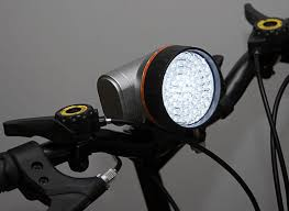 76 LED Bike Light