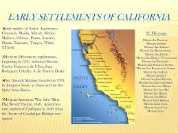 Missions In Map Gallery Capital Pacific Ocean Established As A State California Printable