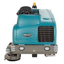 Tennant Floor Scrubber T3 by T20 Industrial Ride On Floor Scrubber Dryer Tennant Company