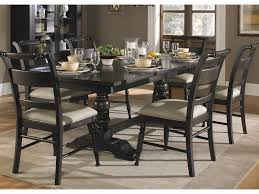 Liberty Furniture Whitney 7 Piece Trestle Dining Room Table Set ... Standard Fniture Rossmore 7 Piece Rectangular Ding Set Dunk Maison Ranges Room Just Imagine The Beautiful Dinner Parties You Could Throw With This China White Nordic Event Party Table Tms Lucca 5 Multiple Colors Walmartcom 50 Outdoor Ideas You Should Try Out This Summer Tables And Chairs For Sale Wooden Buy Aspenhome New Year Christmas Style Chair Cover Decoration 2017 Bay Isle Home Solange Reviews Wayfair 5pcs Metal 4 Breakfast Black Dinner Mistana Thomasson