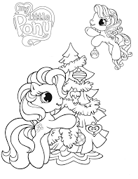 Juguetes Para Colorear My Little Pony Con Sellos Marcadores Y
