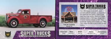 100 Diamond T Truck History Series Hree CA Scale