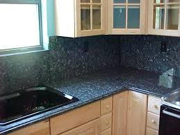 blue granite countertops kitchen favorite blue pearl granite tile