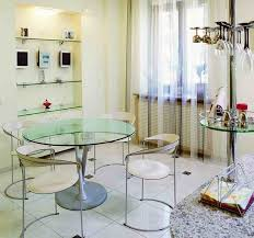 Round Dining Room Sets For Small Spaces by Decorating Small Dining Rooms Decor Around The World
