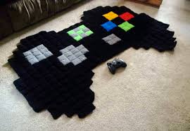 You Cant Lose With These Cool Video Game Rugs