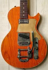Fano Alt De Facto SP6 Relic Guitar In Distressed Roundup Orange