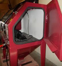 Abrasive Blast Cabinet Vacuum by Media Blast Cabinet Bb1050xld Badboy Blasters