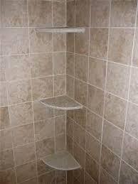 amusing corner shelves for shower stylish design shelf install a